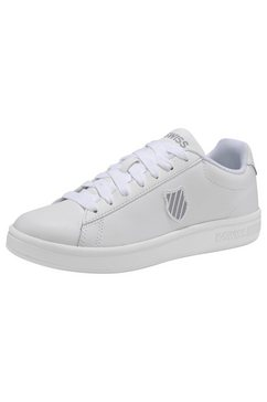 k-swiss sneakers »court shield w« wit