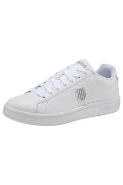 k-swiss sneakers court shield m wit