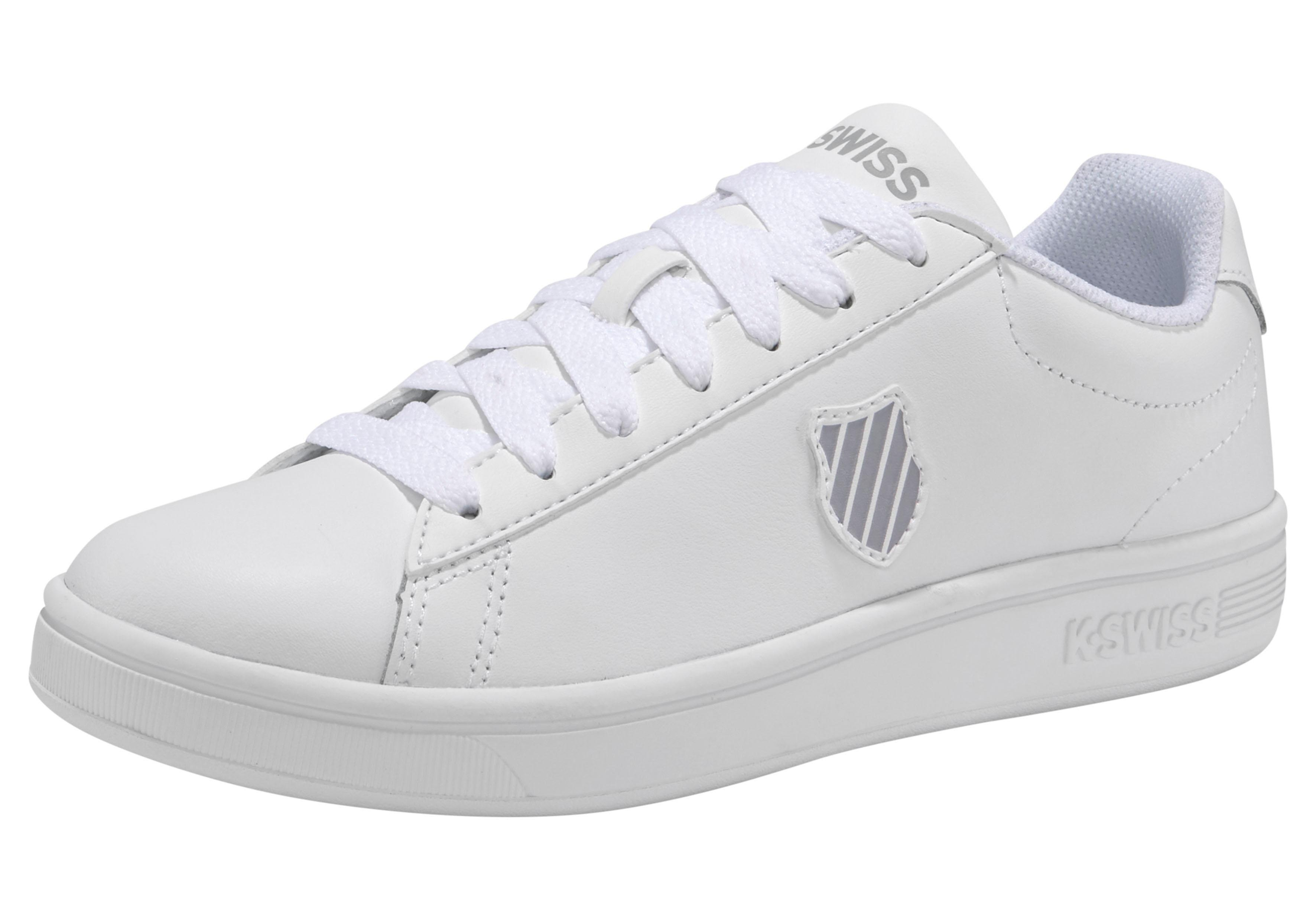 K-Swiss sneakers Court Shield M - gratis ruilen op otto.nl
