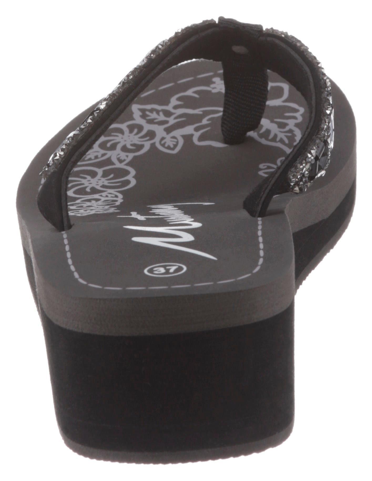 Mustang Shoes Teenslippers Koop Je Bij - Geweldige Prijs