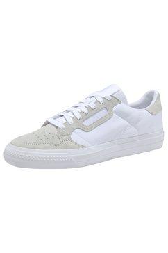 adidas originals sneakers »continental vulc« wit