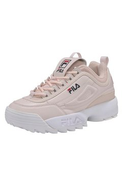 fila sneakers »disruptor low wmn« roze