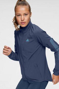 adidas performance runningjack blauw