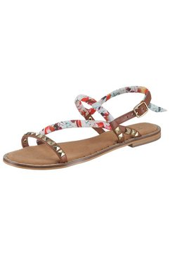 dockers by gerli sandalen bruin