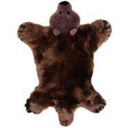 heitmann felle vachtvloerkleed speelkleed beer bruin