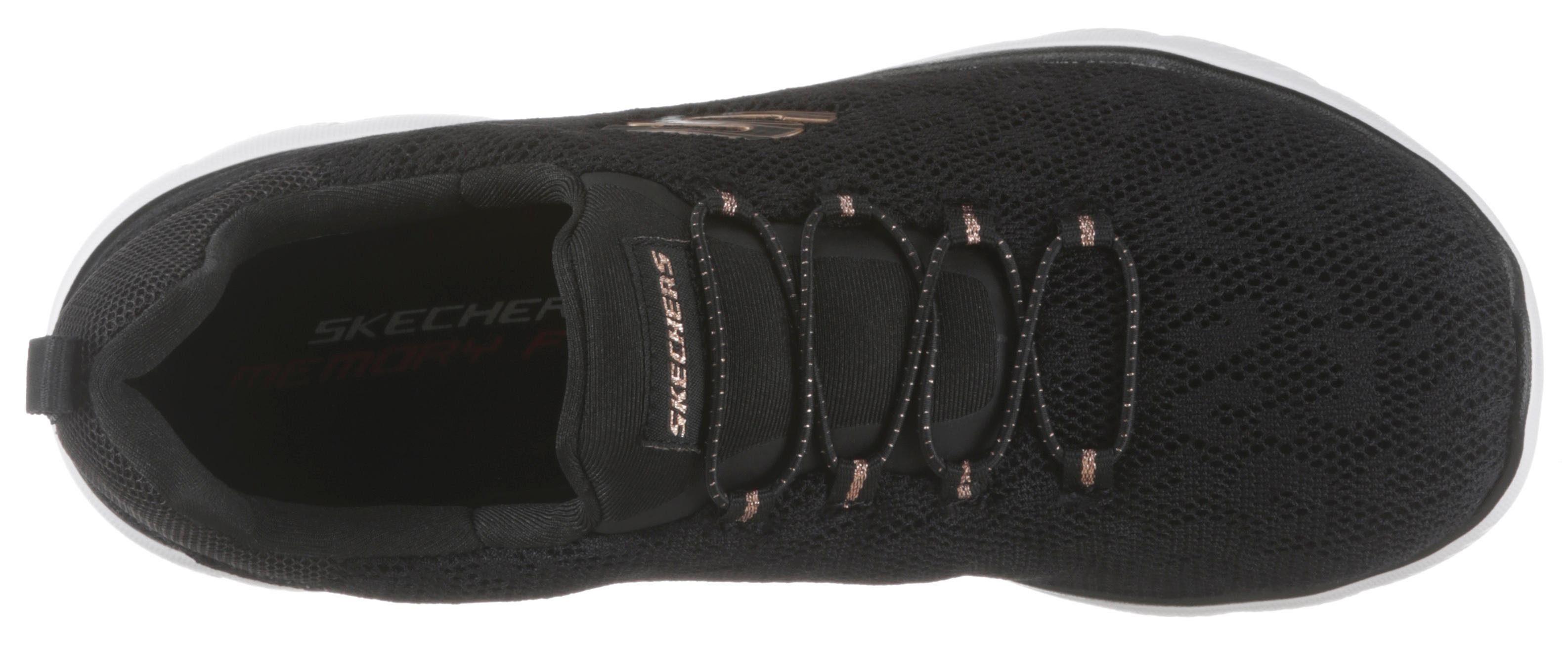 Skechers Slip-on Sneakers Summits Online Verkrijgbaar - Geweldige Prijs