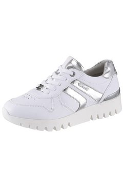 tom tailor plateausneakers wit