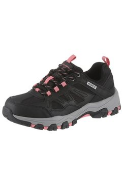 skechers outdoorschoenen »selmen - west highland« zwart