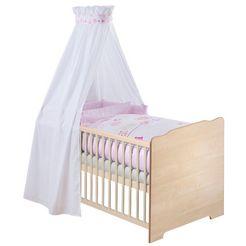zoellner compleet bed »eulenfamilie« beige