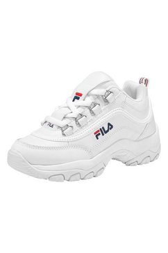 fila sneakers »strada low« wit