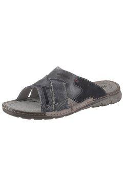 josef seibel slippers »john« blauw