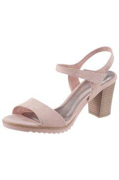 marco tozzi sandaaltjes roze