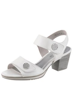 jana sandaaltjes wit
