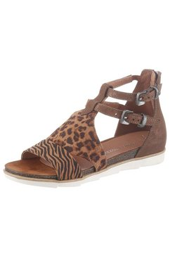 marco tozzi sandalen bruin