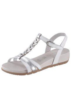 tamaris sleehaksandaaltjes »miki« wit
