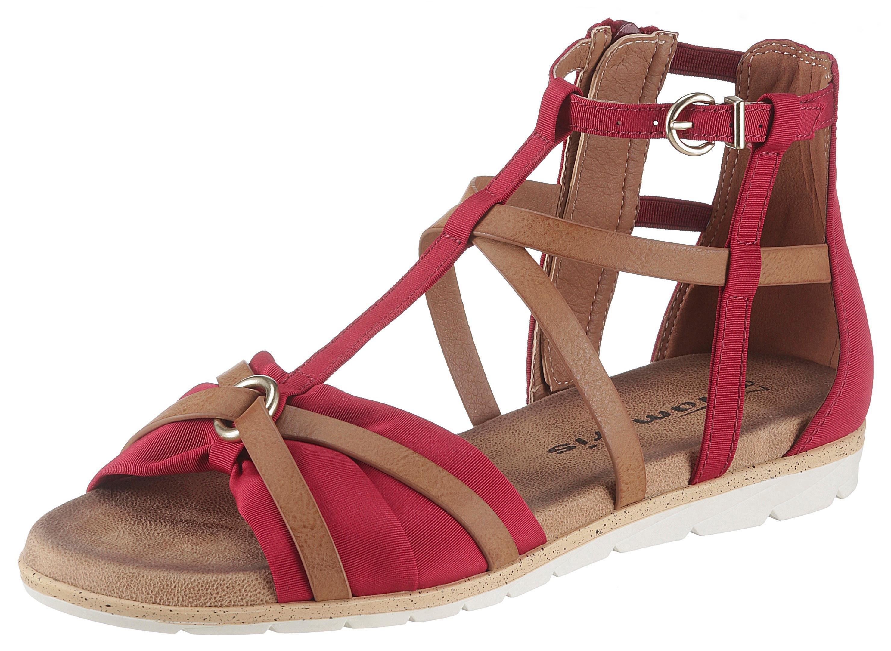 Tamaris romeinse sandalen »Sidra« nu online bestellen