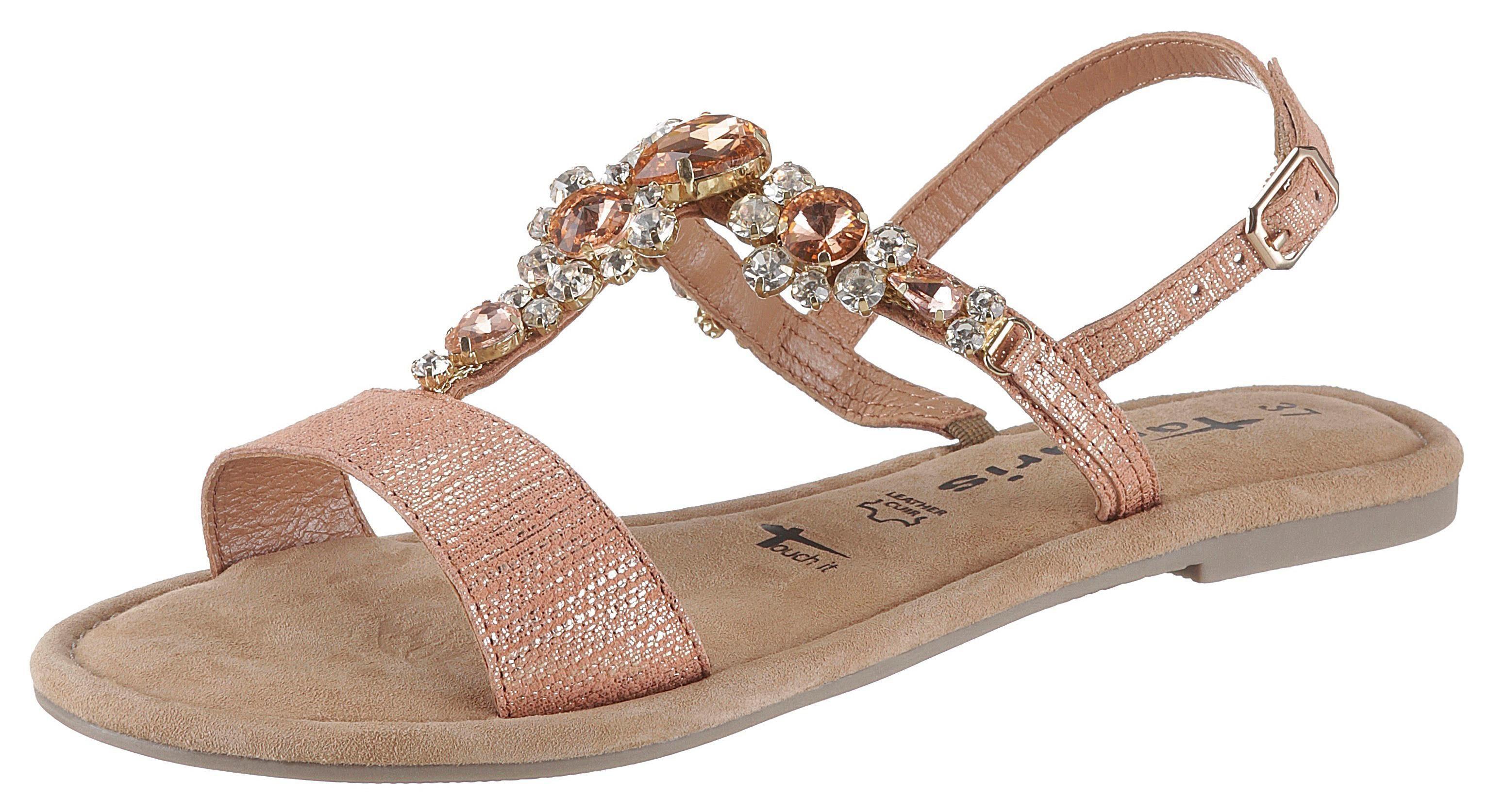 Tamaris sandalen »Tofa«