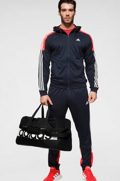 adidas performance trainingspak blauw