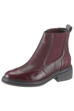 g-star raw chelsea-boots »tacoma chelsea« rood