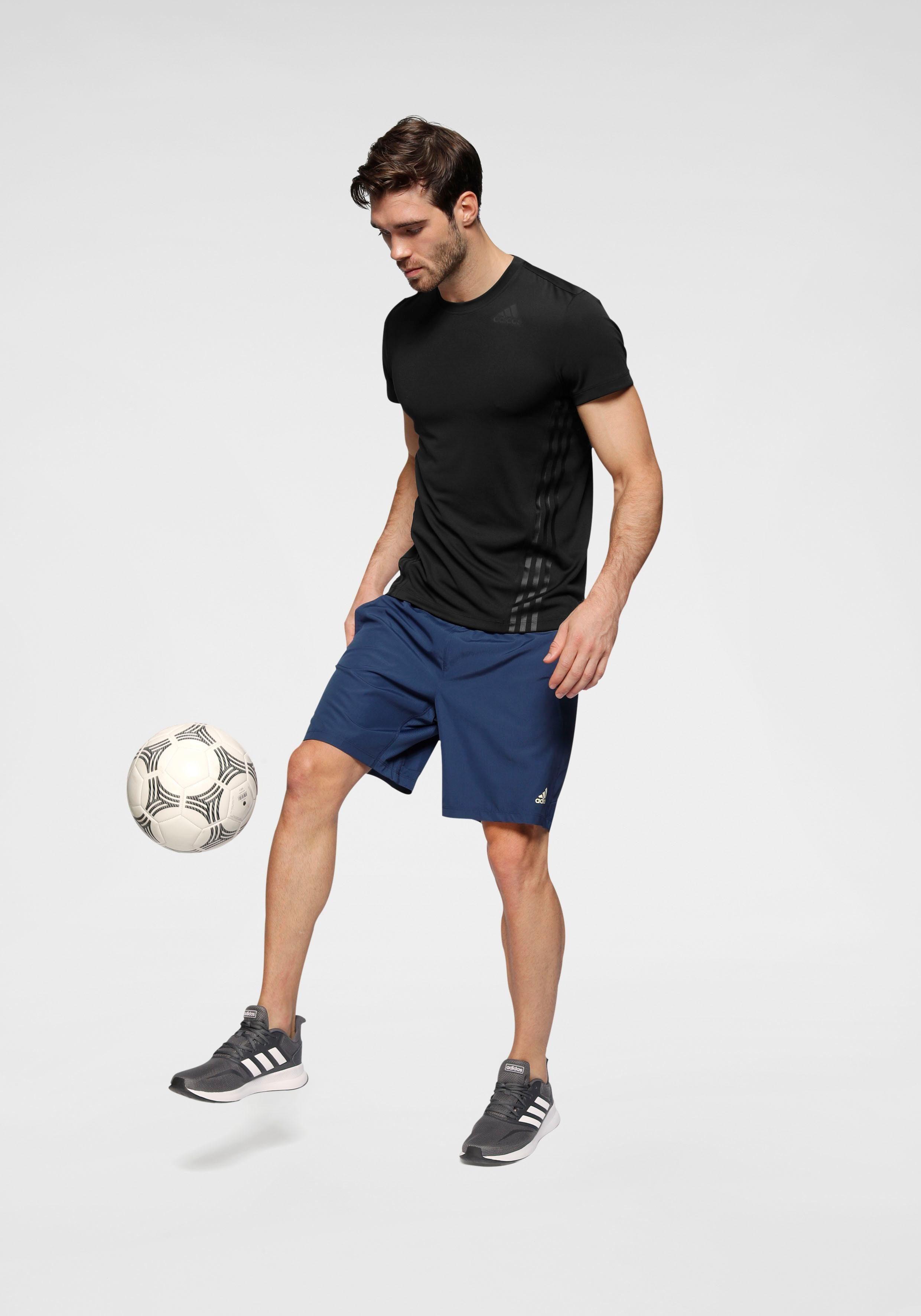 functioneel shirt »AERO 3 STRIPES TEE«