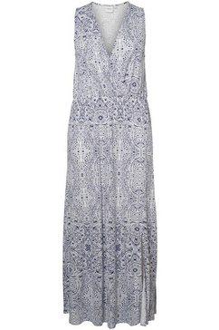 junarose maxi-jurk wit