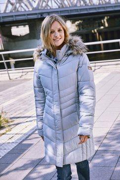 icepeak winterjas »paiva« grijs
