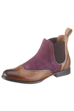 melvin  hamilton chelsea-boots »sally 19« bruin