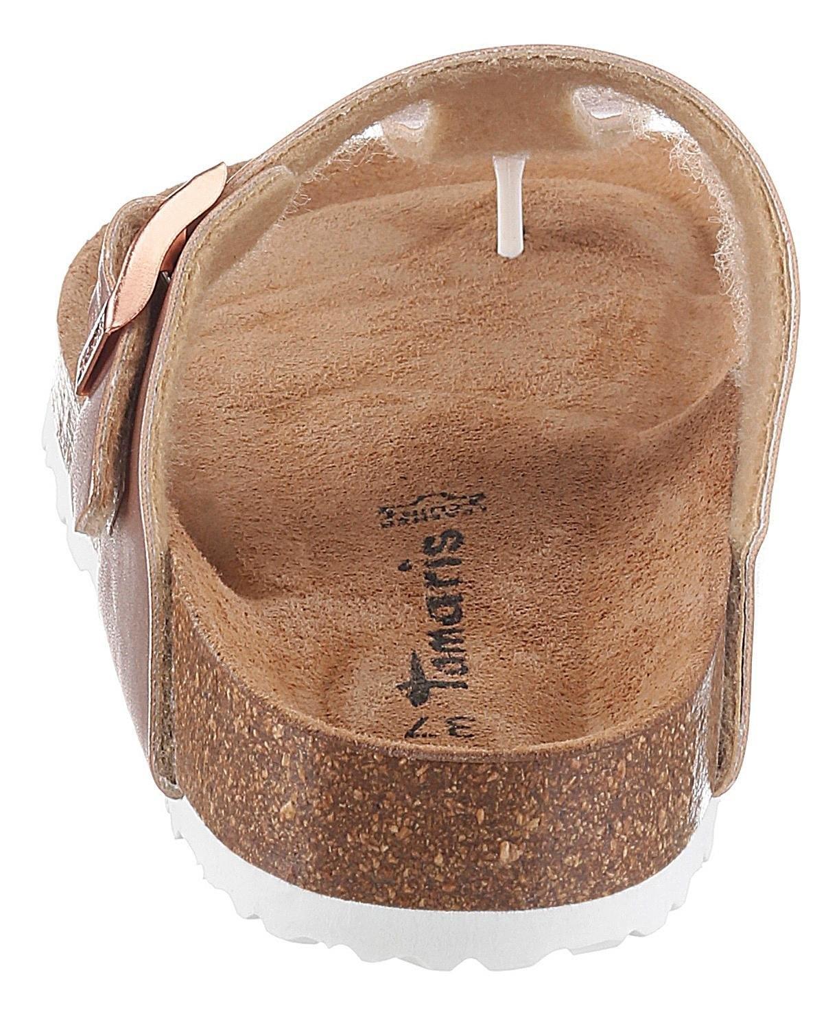 Tamaris teenslippers »Corra« voordelig en veilig online kopen