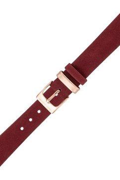 julie julsen horlogebandje ejjwvb1pin rood