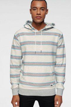 quiksilver hoodie »great otway hood update« bruin