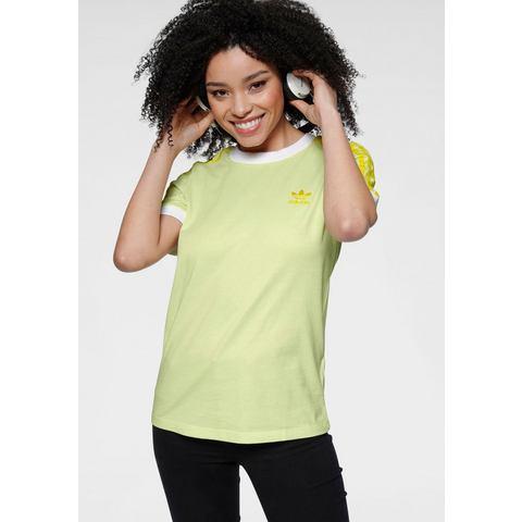 adidas originals Adicolor T-shirt geel