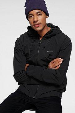 quiksilver windbreaker »jambi jacket« zwart
