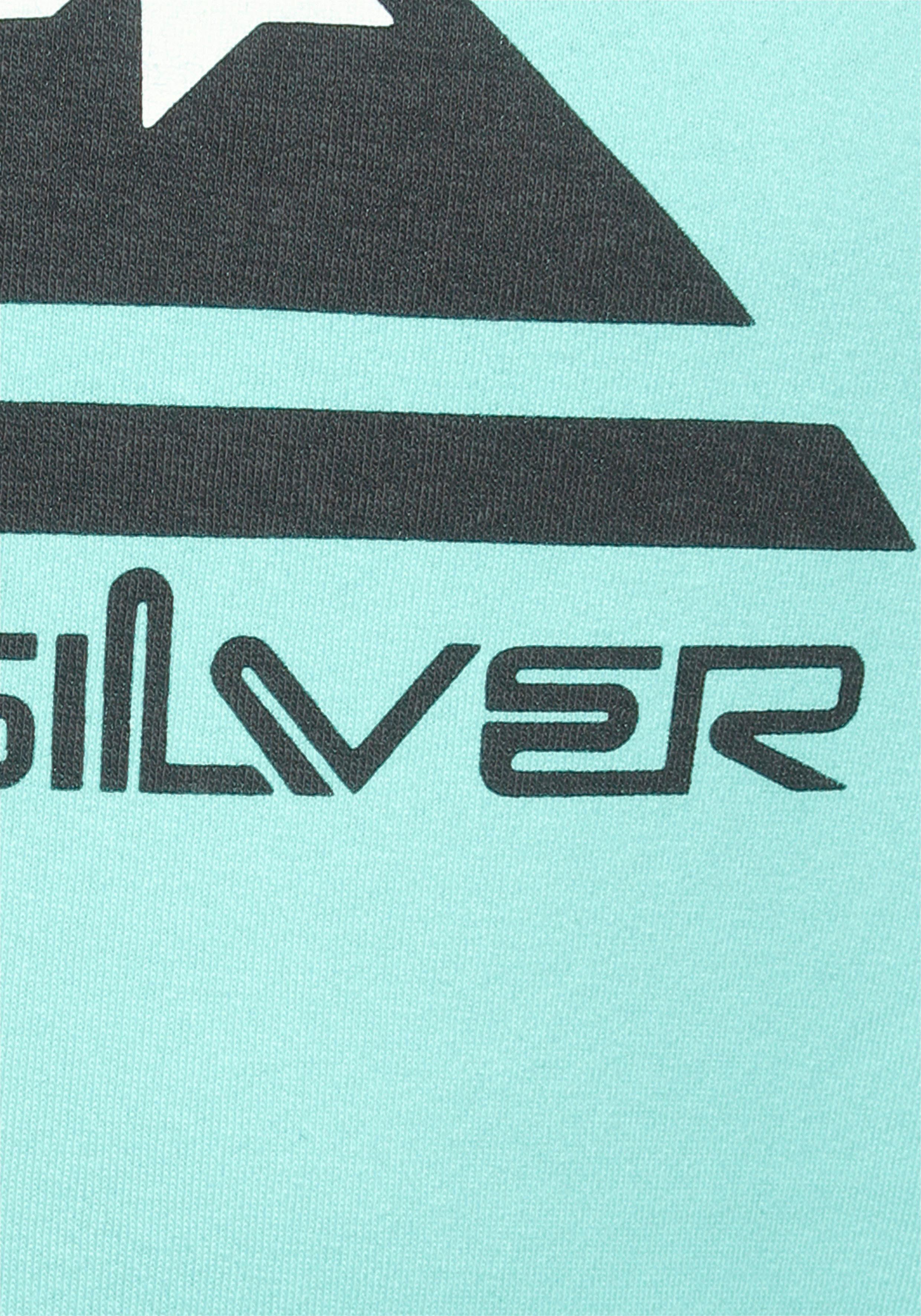 Quiksilver Hoodie Comp Logo Sc Fleece Snel Gevonden - Geweldige Prijs