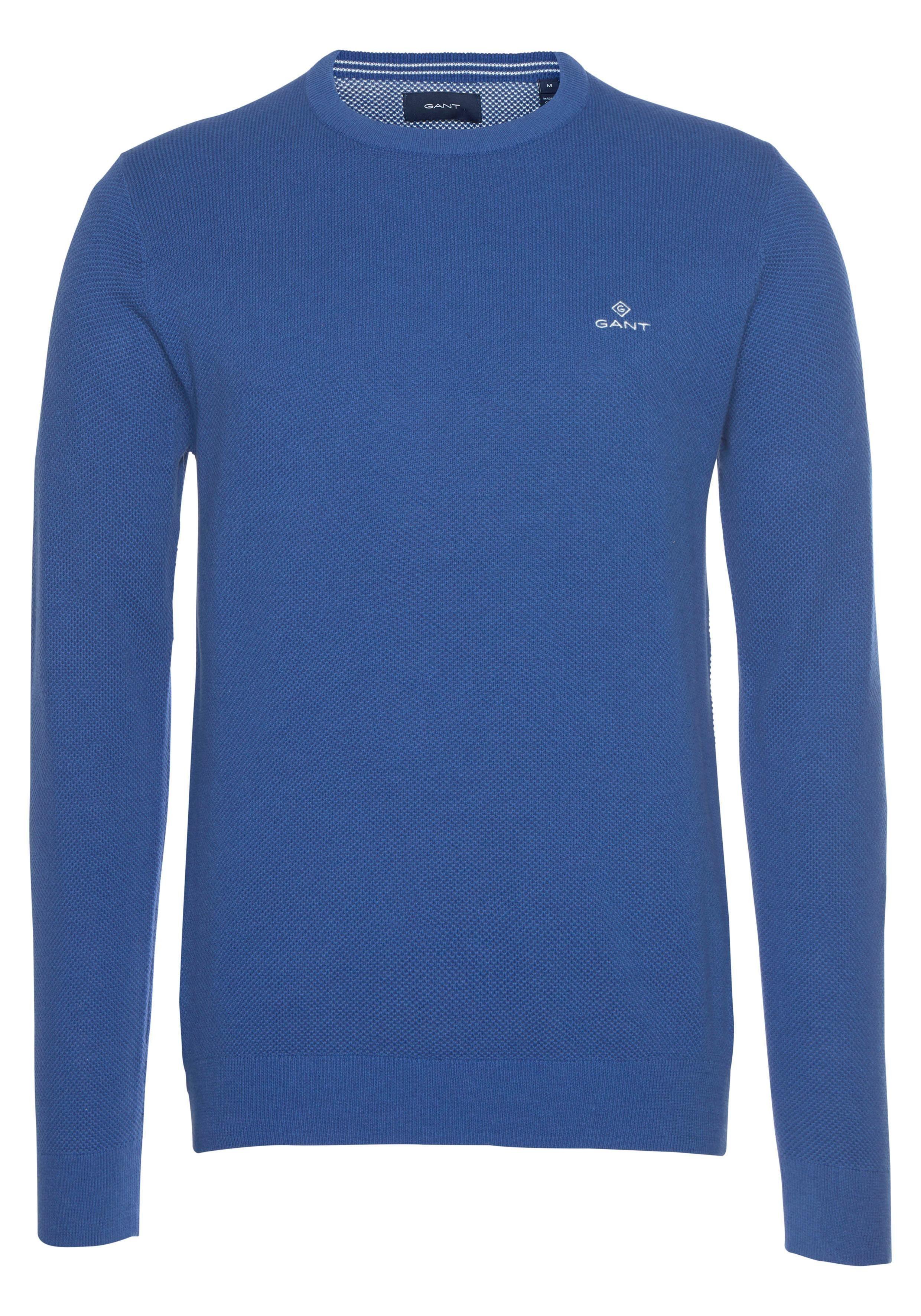 Blauwe Gant truien kopen? | BESLIST.nl | Lage prijs