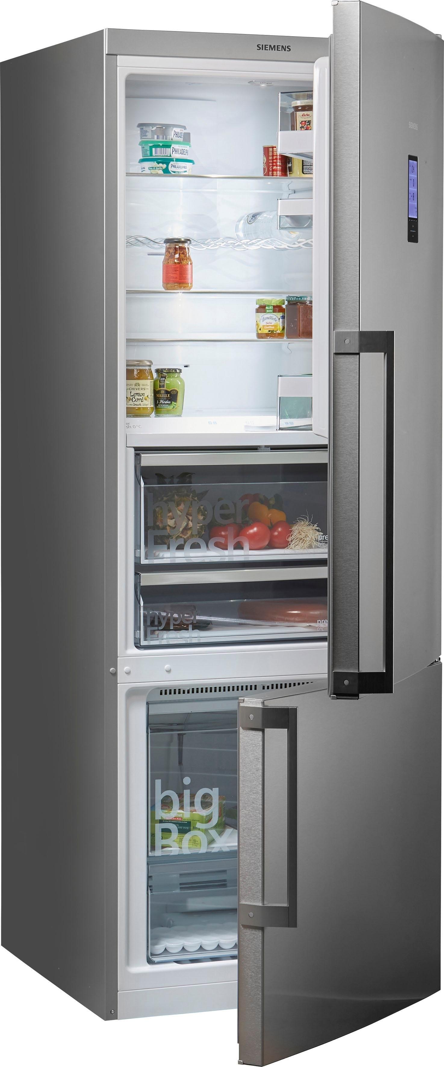Siemens koel-vriescombinatie KG56FHB40, A+++, 193 cm hoog, No Frost goedkoop op otto.nl kopen