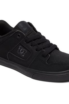 dc shoes schoenen »pure« zwart