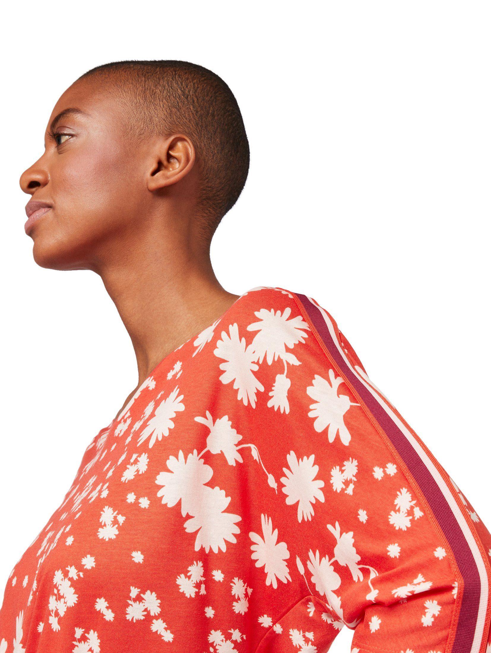 Tom Tailor Shirt Met Lange Mouwen Langarmshirt Mit Fashiontape Nu Online Kopen - Geweldige Prijs