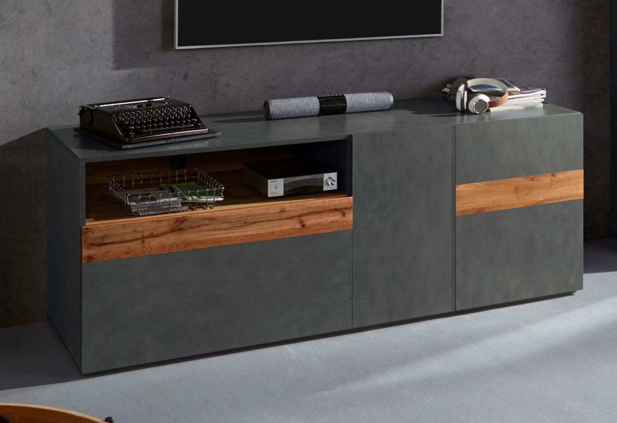 Trendmanufaktur tv-meubel »SILKE LIGHT« nu online kopen bij OTTO