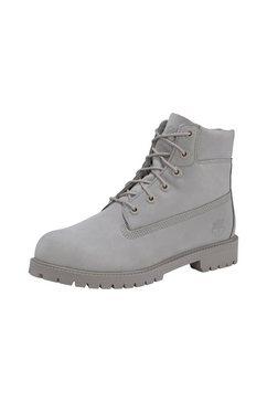 timberland hoge veterschoenen 6 inch premium wp boot grijs