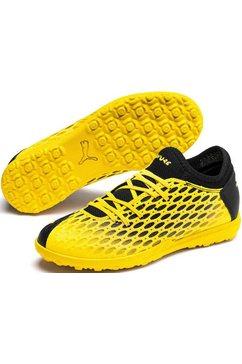 puma voetbalschoenen »future 5.4 tt jr turf« geel