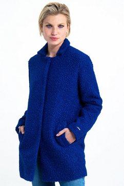 garcia korte jas blauw