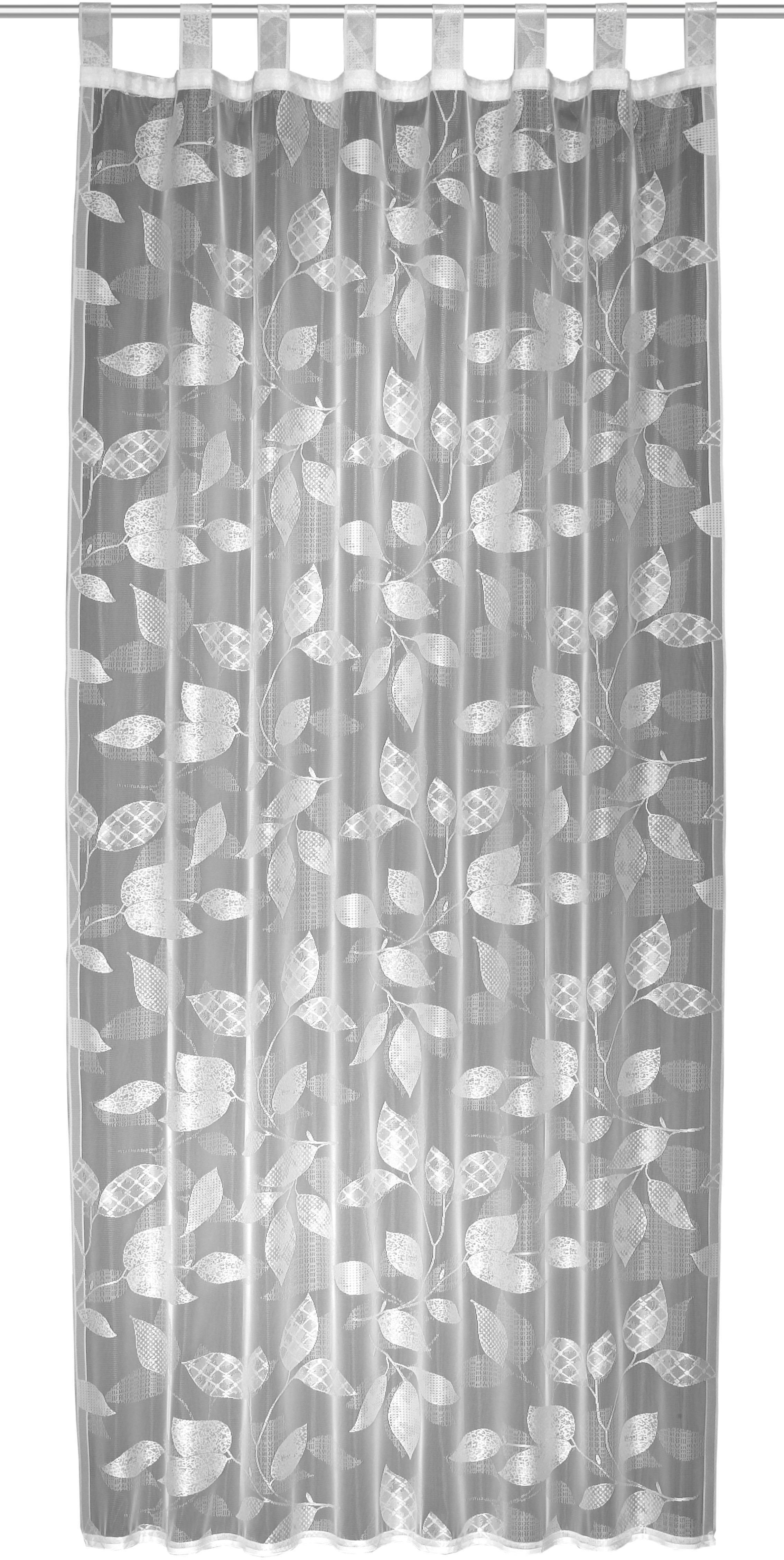 WILLKOMMEN ZUHAUSE by ALBANI GROUP gordijn Celle HxB: 245x140, lussjaal met rimpelband (1 stuk) online kopen op otto.nl