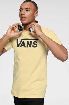 vans t-shirt geel