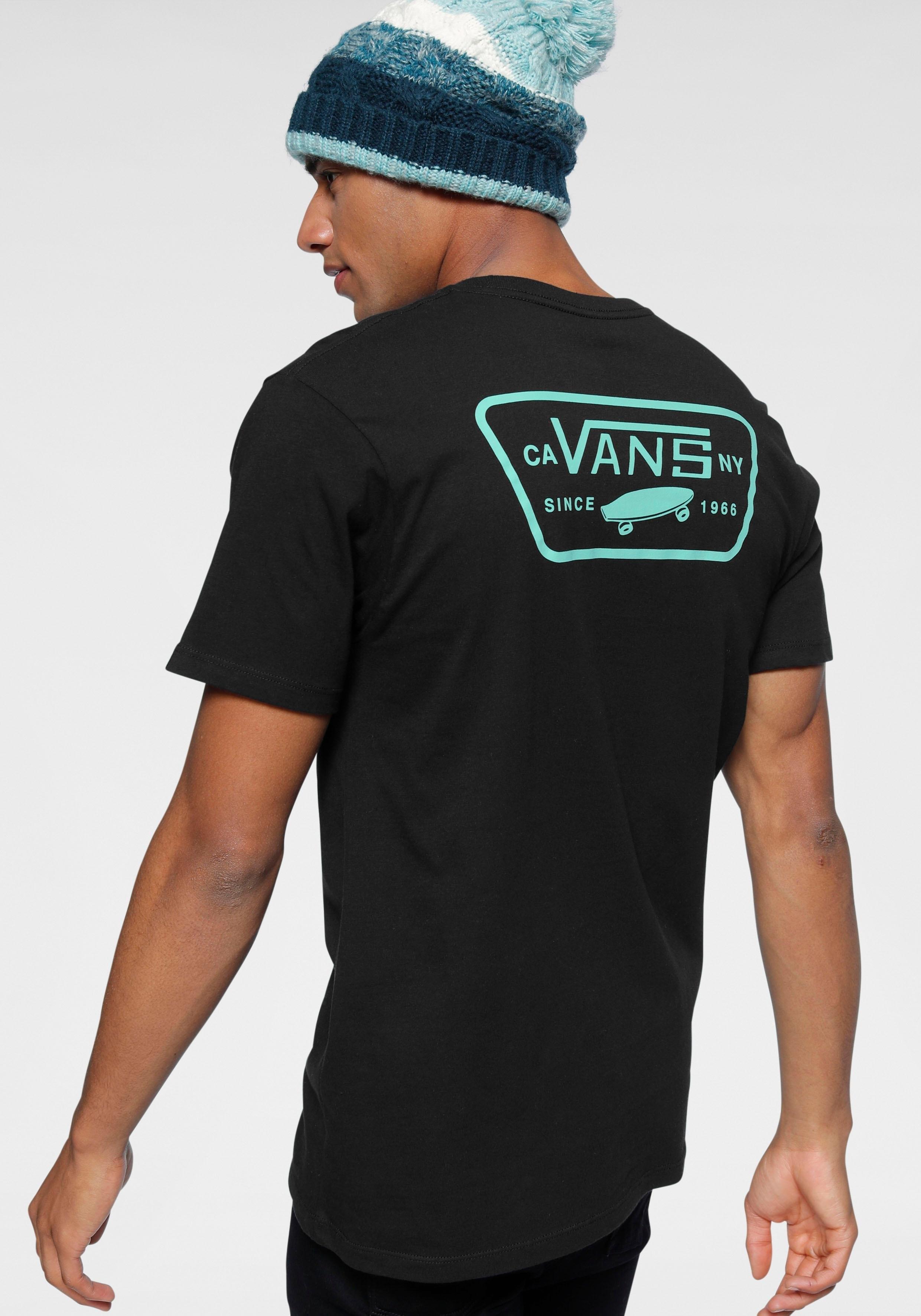 VANS T-shirt »FULL PATCH BACK« veilig op otto.nl kopen