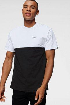 vans t-shirt zwart