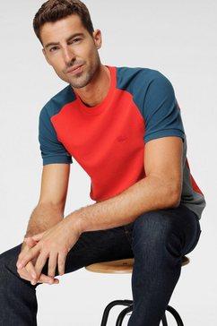 lacoste t-shirt multicolor