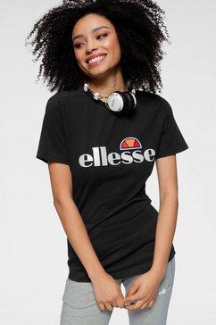 ellesse t-shirt »barletta 2« zwart