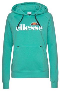 ellesse hoodie »arpino« groen