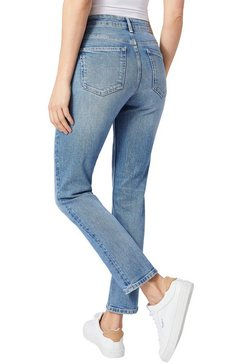 pepe jeans mom jeans »mary archive« blauw