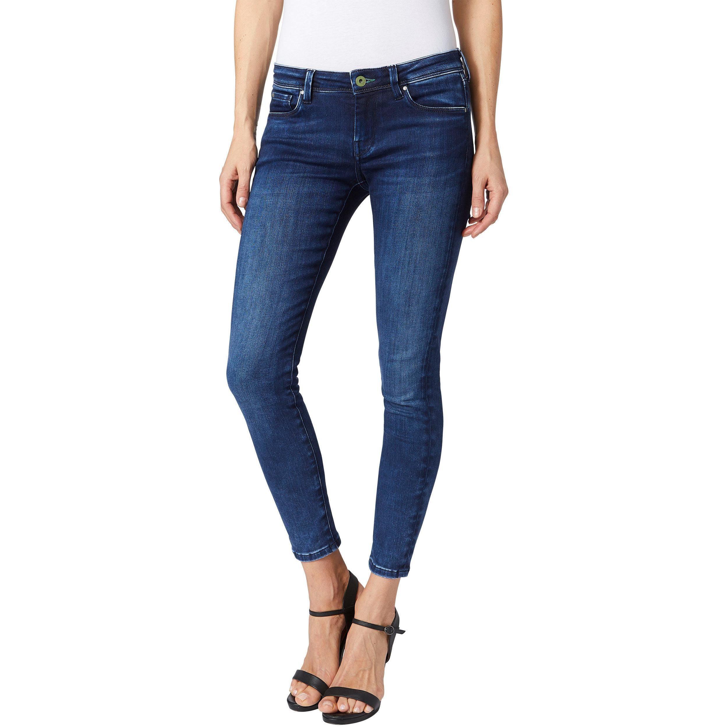 Pepe Jeans Skinny Fit Lola Vind Je Bij - Geweldige Prijs